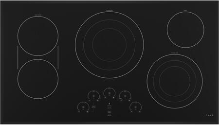 Cafe  CEP90361NBB Electric Cooktop Black, Main Image