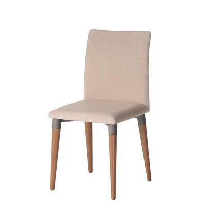 Manhattan Comfort Charles 1011452 Dining Room Chair Beige, 1011452 A