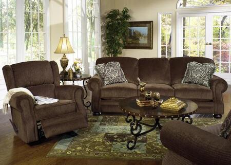 Jackson Furniture  438802 Loveseat Brown, 1