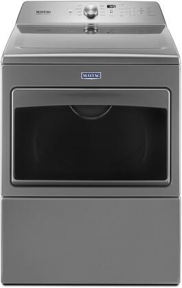 Maytag MEDB765FC Electric Dryer with Intellidry Sensor, Metallic Slate, 7.4 Cubic feet