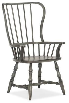 Hooker Furniture CiaoBella 58057530196 Dining Room Chair, Silo Image