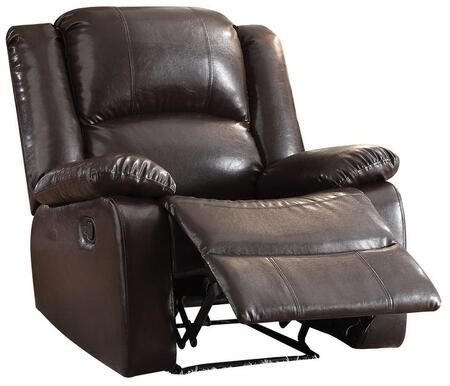Acme Furniture Vita 59470 Recliner Chair Brown, Recliner