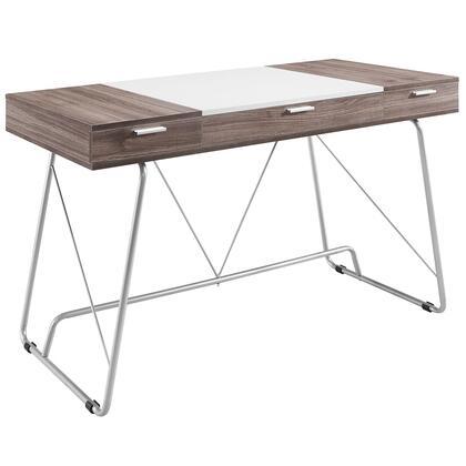 Modway Panel EEI1321BIR Office Desk Birch, Birch