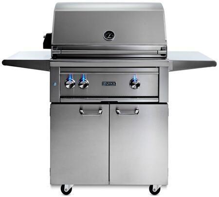 Lynx Professional L30ATRFNG Natural Gas Grill Stainless Steel, Main Image