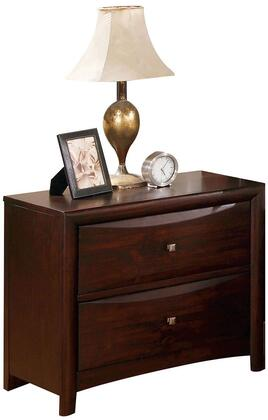 Acme Furniture Manhattan 07408 Nightstand Brown, 1