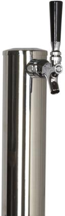 S42418645ACCY Beer Single Tap Kit with CO2 Tank and