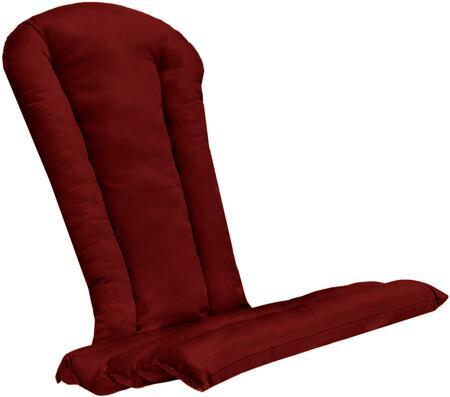 All Things Cedar CC21R Cushion Option Red, CC21-R Main Image