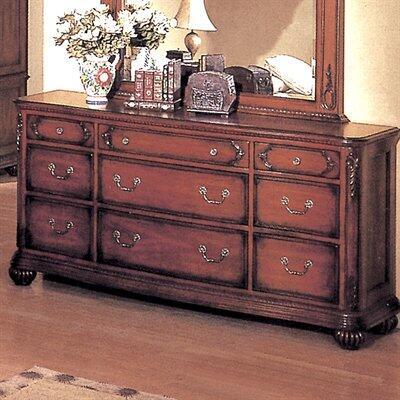Myco Furniture Richmond 4057DR Dresser, 1