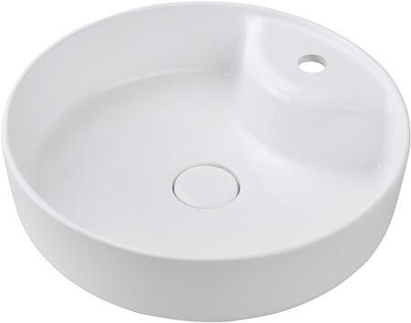 Streamline K1741SLSVF18 Sink White, Main Image