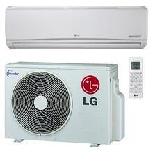 LG  LS240HEV Mini Split Air Conditioner System White, Main Image