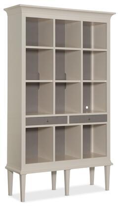 Hooker Furniture 500-50 5005097702 Bookcase, Silo Image