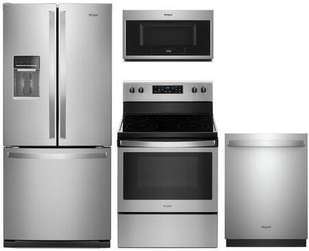 Whirlpool 1127391 Kitchen Appliance Package & Bundle, main image