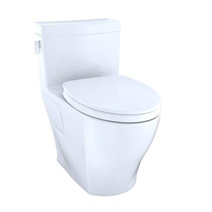 Toto Aimes MS626124CEFG01 Toilet White, Main Image