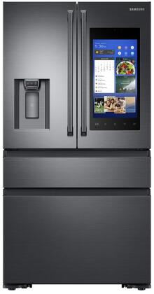 Samsung RF23M8590SG 36 Inch Smart Freestanding Counter Depth 4 Door French Door Refrigerator with 22.2 cu. ft. Total Capacity