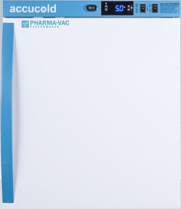 AccuCold  ARS1PV Compact Refrigerator White, ARS1PV Compact Vaccine Refrigerator
