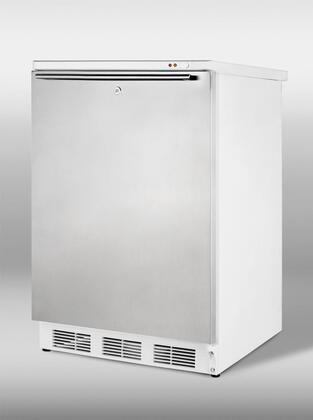Summit  VT65ML7SSHH Compact Freezer Stainless Steel, 1