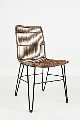 Jofran Urban Dweller 1604425KD Dining Room Chair Brown, main