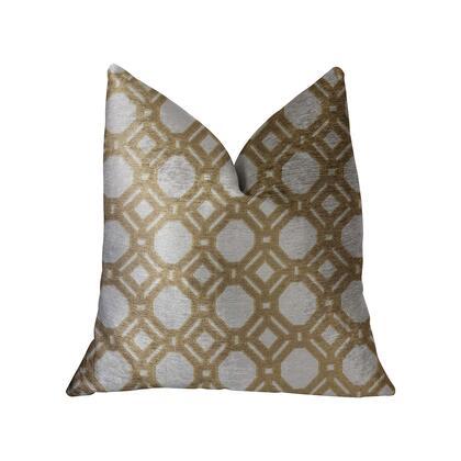 Plutus Brands Medallion Eclipse PBRA22452424DP Pillow, PBRA2245