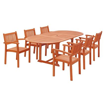Vifah V144SET30 Outdoor Patio Set, Main Image