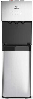 A5 12″ Bottleless Water Dispenser with Hot  Cold and Cool Water  Self Cleaning  Child Safety Lock and Dual Filtration in Stainless