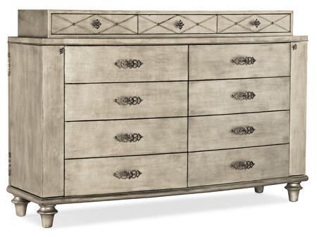 Hooker Furniture Sanctuary 2 58759000295 Dresser, Silo Image