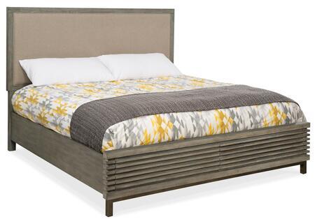 Hooker Furniture Annex 57609045080 Bed Beige, Silo Image