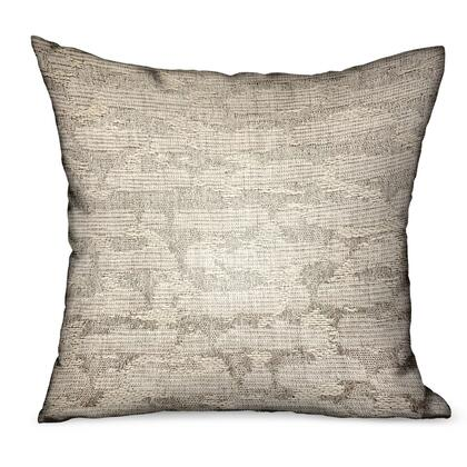 Plutus Brands Silvered Rivulet PBRAO1031616DP Pillow, PBRAO103