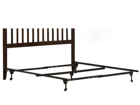 Atlantic Furniture Atlantic Mattress AE631060 Stationary Bed Frames, AE631060 SUPPORT 1