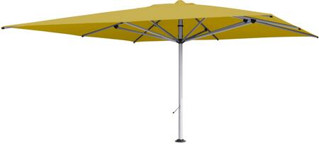 Shadowspec SU10 KITP10OCT50YLW Outdoor Umbrella Yellow, Sunflower Yellow