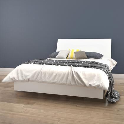Nexera Multiple Series 400783 Bed White, Main Image