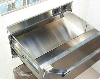 Dacor Awds24 Warming Drawer Shelf For Iowo24 Warming Oven