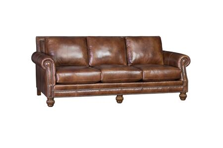 Chelsea Home Furniture Iliya 394300L10SHQ Stationary Sofa Brown, 394300L10SHQ Front