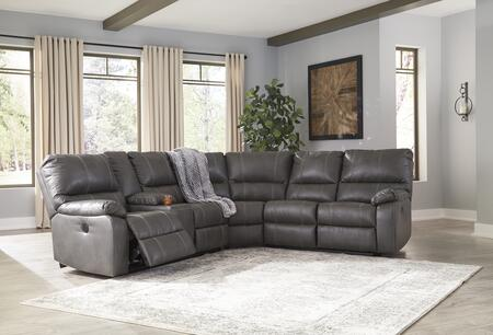 Signature Design by Ashley Warstein 34002017775 Sectional Sofa, 34002 01 77 75