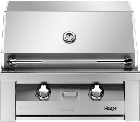 Vintage VBQ30GB Natural Gas Grill Stainless Steel, 1