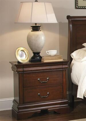 Liberty Furniture Carriage Court 709BR61 Nightstand Brown, Main Image