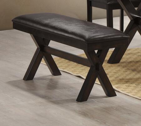Lane Furniture Austin 500901 Bench Black, 5009 Austin   Copy