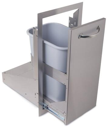 ARTP-TC2-20SC 20″ Double Trash Center in Stainless