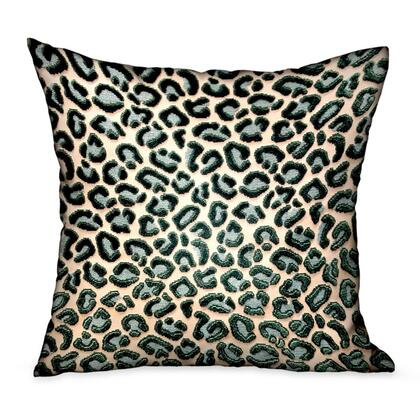 Plutus Brands Jade Velvet Cheetah PBRA23491616DP Pillow, PBRA2349
