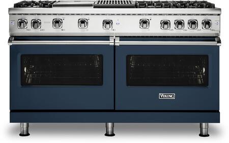 Viking 5 Series VGR5606GQSBLP Freestanding Gas Range Blue, VGR5606GQSBLP Gas Range
