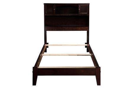 Atlantic Furniture Newport AR8511031 Bed Brown, AR8511031
