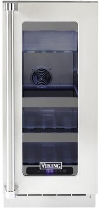 Viking 5 Series VURE515GSS Compact Refrigerator Stainless Steel, VURE515GSS Compact Refrigerator