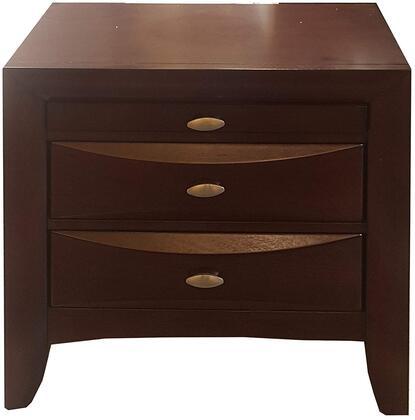 Acme Furniture Ireland 21453 Nightstand Brown, Main Image