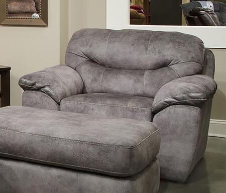Jackson Furniture Atlee 443101125438125278 Living Room Chair Gray, Main Image
