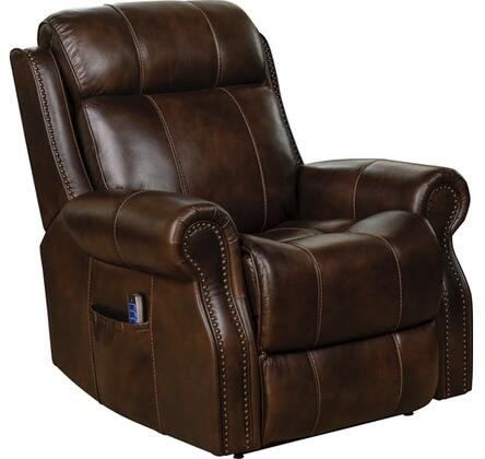 Langston Collection 23PHL3632371286 37″ Lift Chair Recliner with Power Head Rest and Lumbar in Tonya