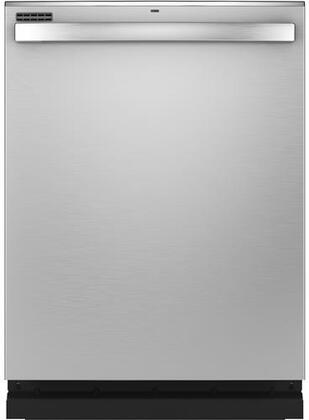 GDT565SSNSS 24″ Fully Integrated Dishwasher with 14 Place Settings  Dry Boost  Buttonless Design and Piranha Hard Food Disposer in Stainless
