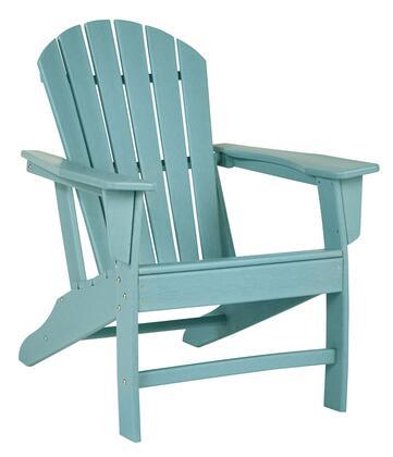 Benzara  BM209701 Accent Chair Blue, BM209701