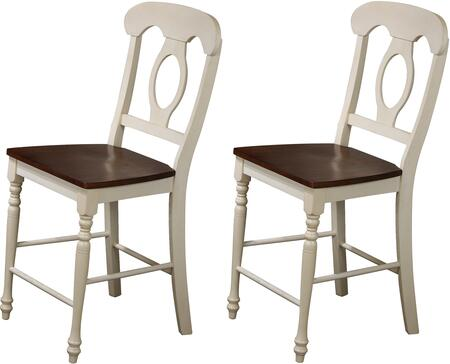 Sunset Trading Andrews DLUADWB50 Bar Stool, 1