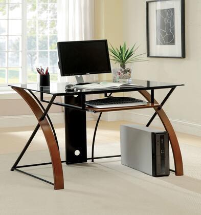 Furniture of America Baden CMDK6216 Desk , CM DK6216
