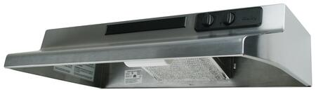 Air King Designer DS136 Under Cabinet Hood, 1