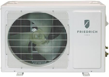 FPHFR12A3A Floating Air Pro Series Single Zone Outdoor Mini Split Unit with 12000 BTU Cooling Capacity  Precision Inverter and DiamonBlue Advanced